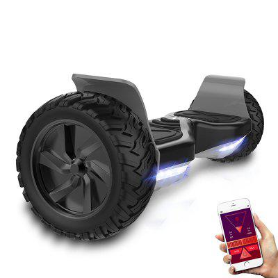 Self Balancing Scooter 8.5 inch All Terrain 8.5 inch With Powerful Motor Bluetooth APP