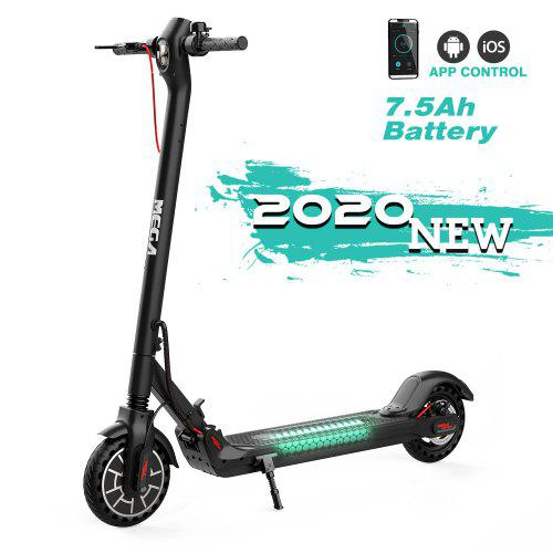 Mega Motion Electronic Scooter Long-Range Battery 300w Motor 25 km per hour max
