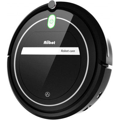 Robot Vacuum Cleaner Intelligent Fall Arrest Sensor HEPA Filter with 3 Stage Cleaning System