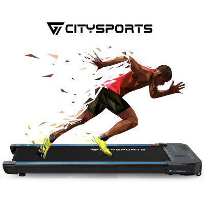 Citysports Treadmill Bluetooth speakers adjustable speed LCD screen