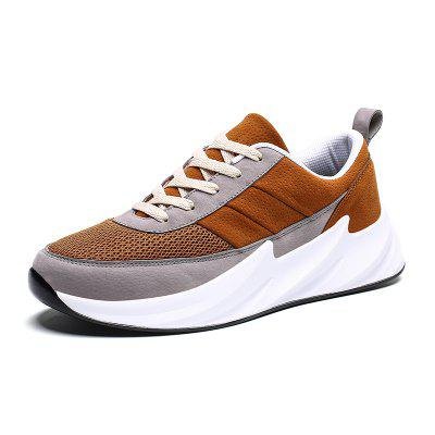 Mens Blade Rubber Outsole Sneakers Shock Absorption Men Shark Athletic Shoes