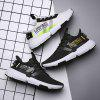 Fashion Mens Running Shoes Casual Breathable Outdoor Sports Sneakers