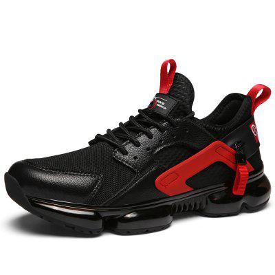 Breathable Mesh Walking Shoes Air Cushion Sneakers Comfortable Shoes