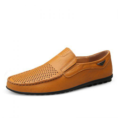 New slipper Men/'s Casual breathable sandal loafer dress moccasins driving shoes