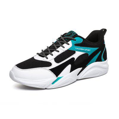 Mens Sneakers Lace Up Breathable Lightweight Sport Shoes