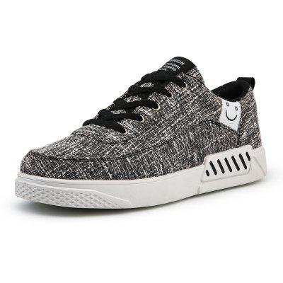 Mens Smile Classic Casual Shoes Fashion Sneakers