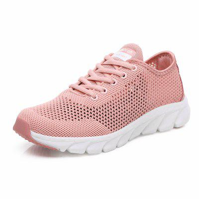 Women Ultralight Breathable Running Shoes Comfortable Gym Sports Jogging Walking Female Sneakers