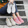 Womens Sneakers Fashion Cute Bear Outsole Lace Up Walking Shoes