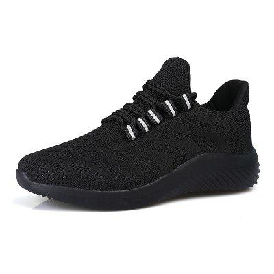 Men Trainers Comfortable Sports Running Shoes for Outdoor Sneakers