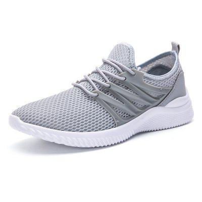 Men Shoes Sneakers Summer Breathable Shoes Lightweight Casual Shoes