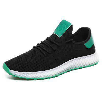 Men Running Shoes Comfortable Sports Sneakers Male Athletic Breathable Footwear Walking Jogging