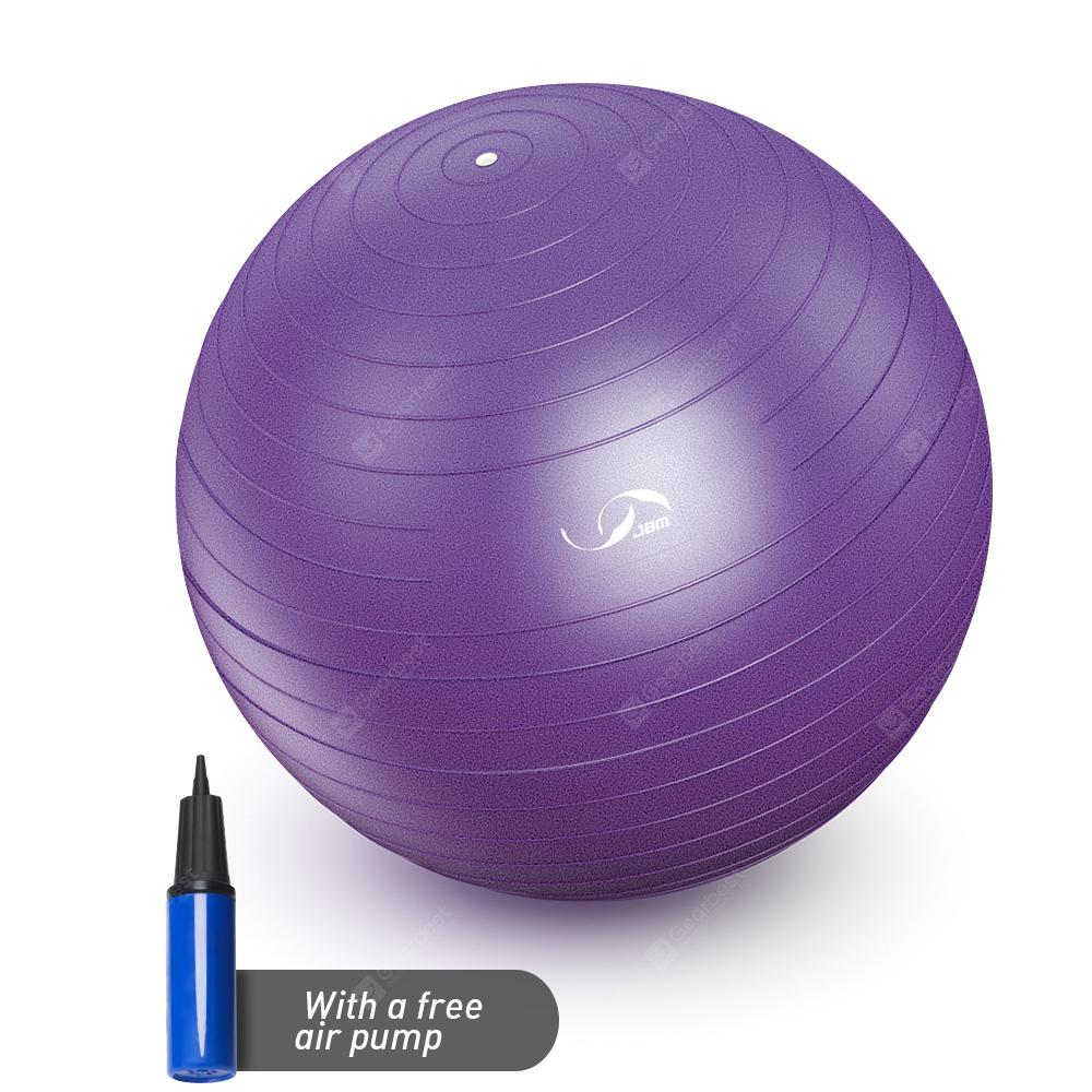 New Fitness Exercise Ball Yoga Gym Swiss Pregnancy Birthing Anti-Burst With Pump