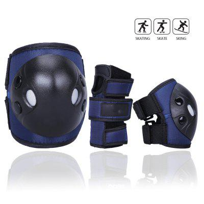 Child Kids Bike Cycling Bicycle Riding Protective Gear Set  Knee And Elbow Pads
