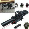 Hunting Rifle Scope 3-9x32mm with Red Dot Sight