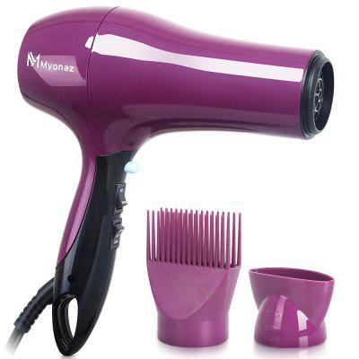 1875 Watt Hair Dryer with Straightening Comb and Air Concentrator Powerful and Quiet Blow Dryer