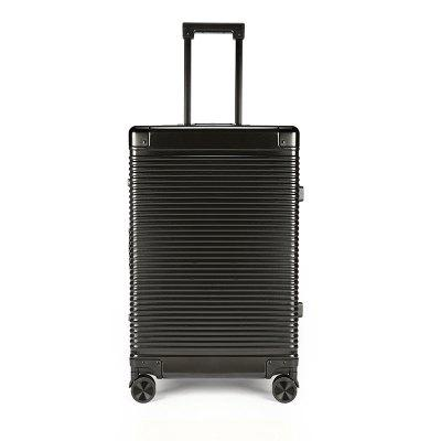 Simon Prince 045 Pure PC Suitcase with Rod Box with Mute Wheel for Men And Women