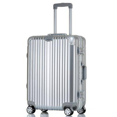 Simon Prince 1520PC suitcase with rod box with mute wheel for men and women