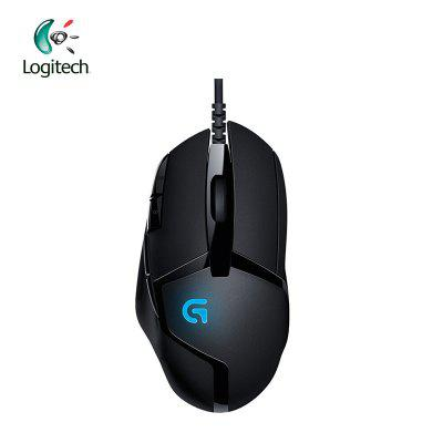 Original Logitech G402 Hyperion Fury mouse with Optical 4000DPI High Speed gaming mouse