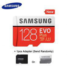 Gearbest SAMSUNG EVO Plus Memory Card 128GB With Adapter