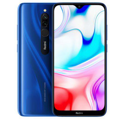 Global Version Xiaomi Redmi 8 3GB RAM 32GB ROM Mobile Phone Snapdragon 439 Octa Core Image