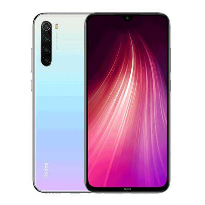 Xiaomi Redmi Note 8 4G Smartphone Global Version 6.3 inch MIUI 10 Snapdragon 4GB 128GB Image