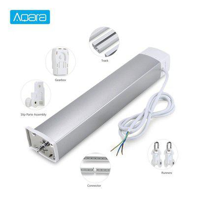 Aqara Serpentine Curtain Track Motor 3 4 5m 82 Rotating Box Smart Home Rmote Control Curtain Motor