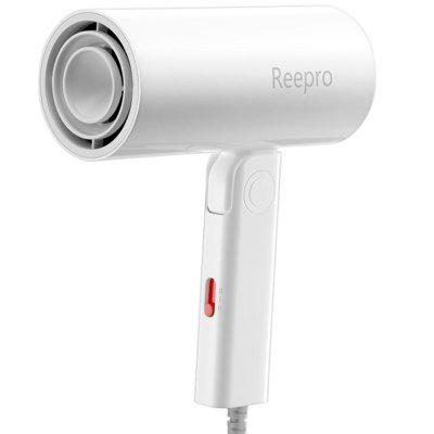Reepro RPHC04 Hair Dryer Quick Dry Folding Handle Hairdressing Barber Blow Dryer from Xiaomi youpin