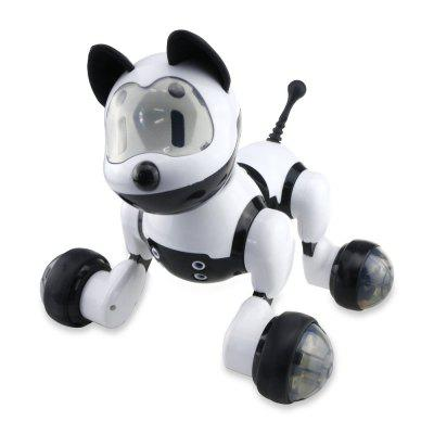 MG010 Voice Control Free Mode Sing Dance Smart Dog Robot for kids