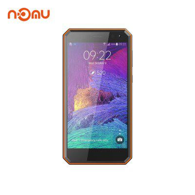 NOMU M6 4G Smartphone 5.0 inch Android 7.0 MTK6737VWT Quad Core 1.5GHz 2GB RAM 16GB ROM 8.0MP Rear Camera 3000mAh Battery Image