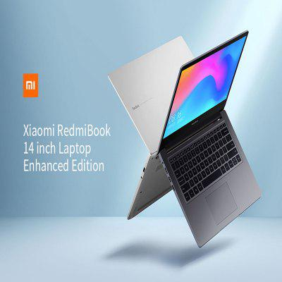 Xiaomi RedmiBook 14 inch Notebook Windows 10 OS / Intel Core i7-10510U 1.8GHz 4.9GHz CPU / 8GB DDR4 RAM + 512GB SSD Laptop Enhanced Edition Image