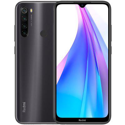 Xiaomi Redmi Note 8T 4G Smartphone 6.3 inch Snapdragon 665 Octa Core 4GB RAM 64GB ROM 4 Rear Camera 4000mAh Battery Global Version Image