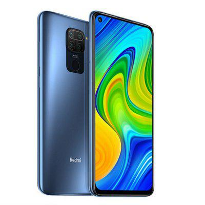 Xiaomi Redmi Note 9 4G Smartphone 6.53 Inch High-Performance Gaming Processor Helio G85 2.0GHz Octa Core Smart Phone 4GB+128GB Image