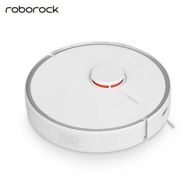 Roborock S6 Pure Smart Sweeping Robot LDS + SLAM Navigation Mode 5200mAh 2000Pa Power 460ml Dustbin Vacuum Cleaner For Home Image