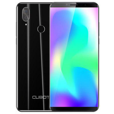 CUBOT X19 4G Phablet 5.93 inch Android 8.1 MT6763T Octa-core 2.5GHz 64-bit 4GB RAM 64GB ROM 16.0MP + 2.0MP Rear Camera Fingerprint Sensor Image