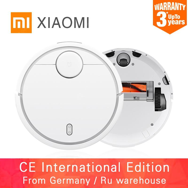 XIAOMI MI Robot Vacuum Cleaner for Home Automatic Sweeping Dust Sterilize Smart Planned