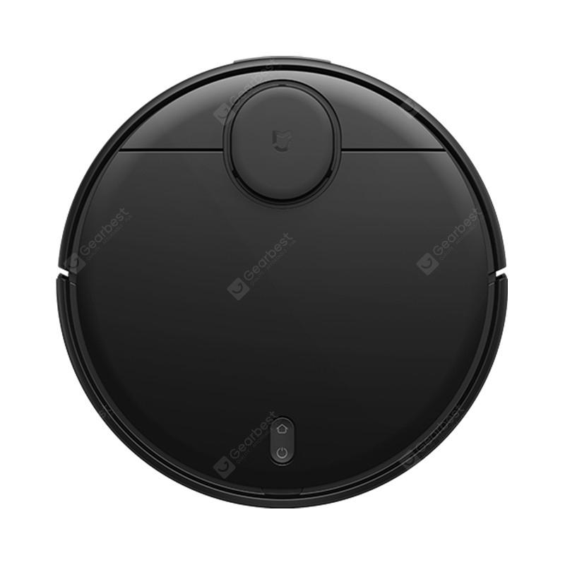 XIAOMI Sweeping Mopping Robot Vacuum Cleaner STYJ02YM Automatic Dust Sterilize Smart Planned - Black EU Germany 3%commissions