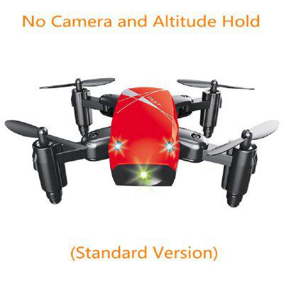 S9 Micro Foldable RC Quadcopter RTF 2.4GHz 4CH 6-axis Gyro Headless Mode One Key Return