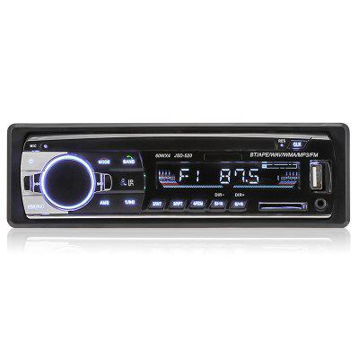 Bluetooth Autoradio Car Stereo Radio FM Aux Input Receiver SD USB 12V In-dash