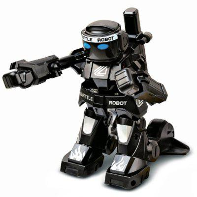777-615 Battle RC Robot 2.4G Body Sense Remote Control Kids Gift Toy Model