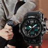 SKMEI Fashion New Sports Outdoor Multifunctional Waterproof Tide Compass Watch