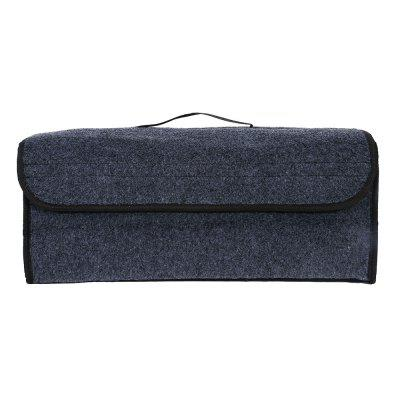 Car Felt Cloth Folding Storage Box Organizer Case