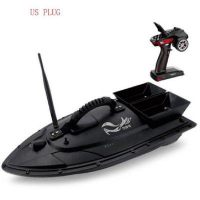 Flytec V500 Fishing Bait RC Boat 500m Remote Fish Finder Maximum Speed Double Motor
