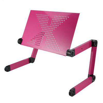 Adjustable Computer Desk Table Folding Laptop Notebook Stand Bed Tray
