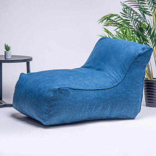 Admirable Huge Memory Foam Lounger Bean Bag Chair Big Sofa With Soft Fiber Cover Pdpeps Interior Chair Design Pdpepsorg