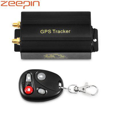 Vehicle GPS Tracker Anti-theft Alarm Mini Real-time Tracking Locator for Car Kid Elder Pet ML063