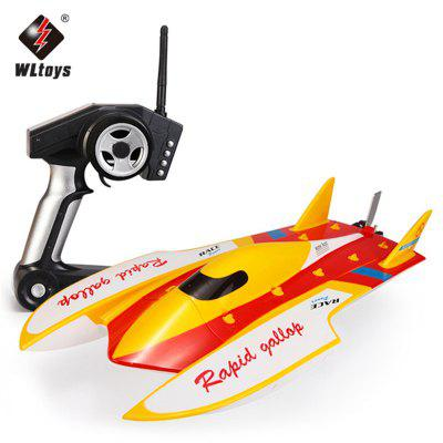 WLtoys 913 Brushless Two-way Multi-function High-speed RC Boat