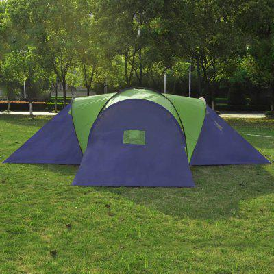 Waterproof Camping Big Tent Accommodated Nine People For Camping Outdoors Travel ML098