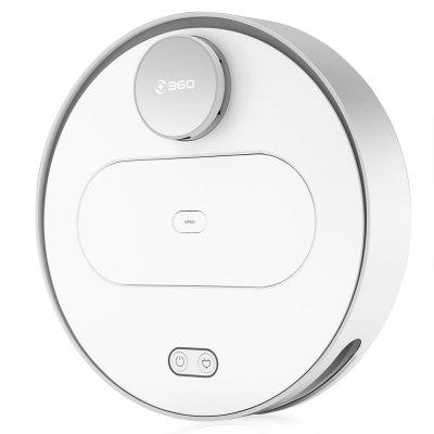 ES Warehouse 360 S6 Robotic Vacuum Cleaner Cleaning Robot Automatic Remote Control 1800Pa Suction