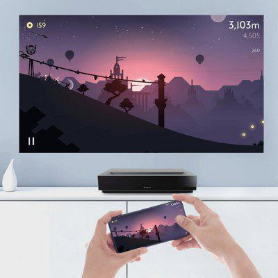 Xiaomi Fengmi Projector L176FCN Laser TV 4K Cinema HD Projector Support Chinese English