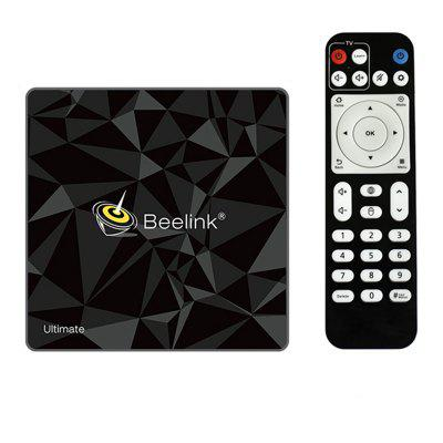GT1 Ultimate TV Box Amlogic S912 Octa Core CPU Android 7.1 Media Player